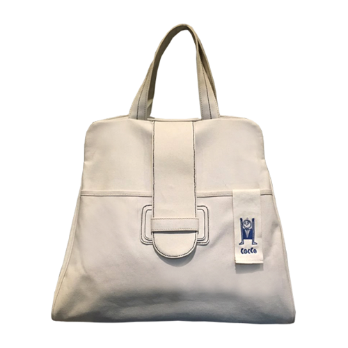 Salon De Cocco Tote Bag Large